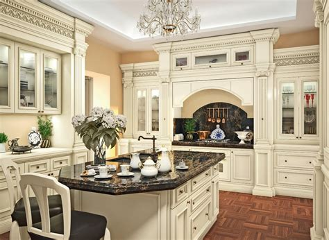 classic kitchen design ideas the best exles of luxury kitchen chandelier design