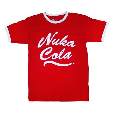 T Shirt Nuka Cola fallout t shirt nuka cola
