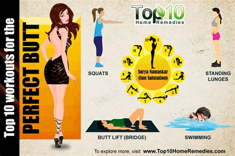 top 10 workouts for the top 10 home remedies