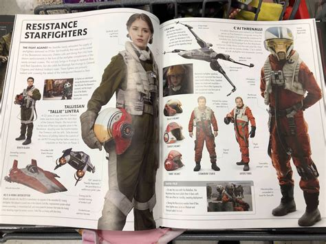 wars the last jedi tm visual dictionary books wars viii le contenu du visual dictionary fuite en
