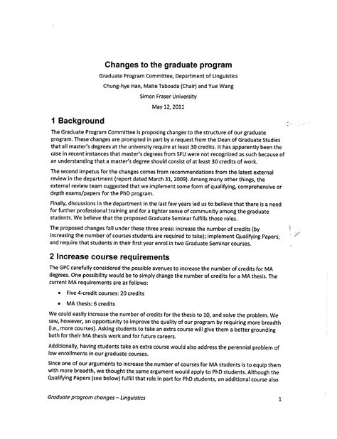 graduate school letter of intent template best photos of masters degree letter of intent sle
