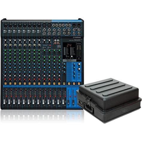 Kit Mixer Yamaha yamaha mg16xu mixer with mixers
