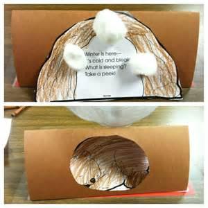 hibernation crafts for crafts on