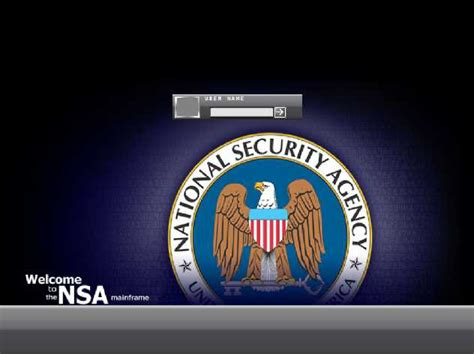 security logon is national security agency logon by freddiemac on deviantart