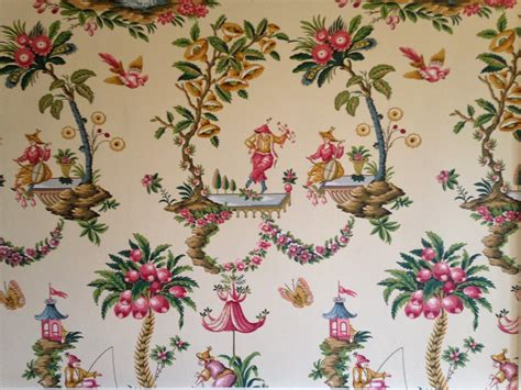chinoiserie wallpaper chinoiserie chic chinoiserie then and now and mystery wallpaper solved
