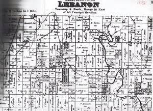 index of lange kiesow plat maps and land records