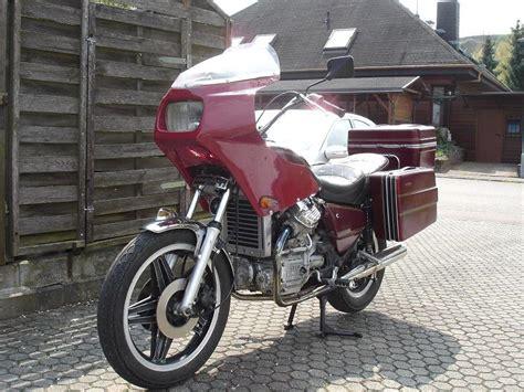 Motorräder Ohne Verkleidung motorrad verkleidung f 252 r cx500 mit abe biete