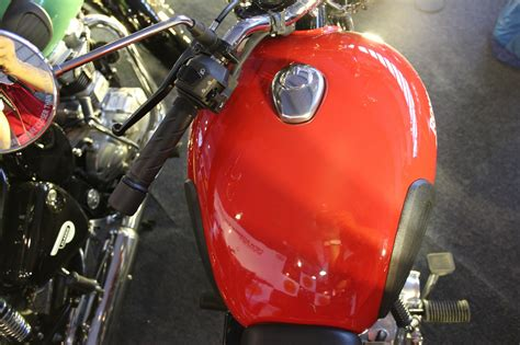 Home Design Expo 2017 royal enfield classic 350 redditch series redditch red