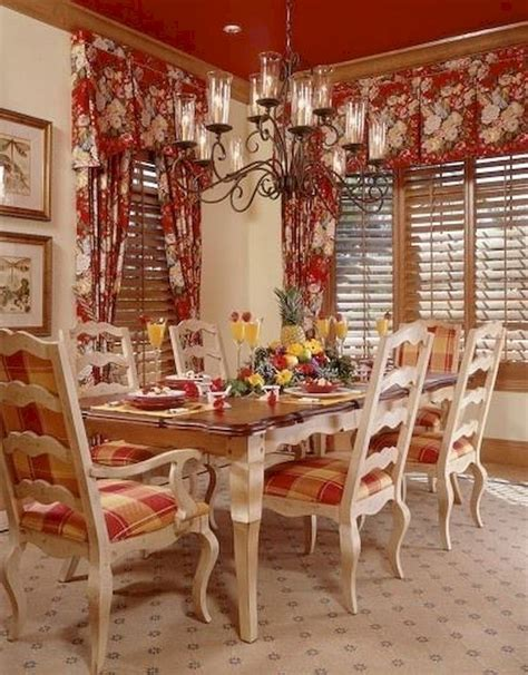 awesome french country dining room decor ideas