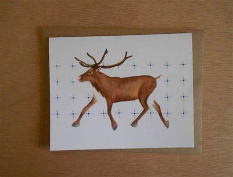 Handmade Reindeer Cards - beautiful handmade cards you would to buy