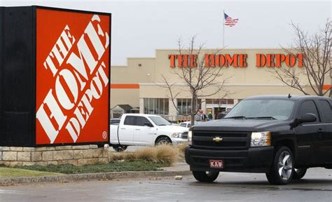 home depot investigating reportedly credit card