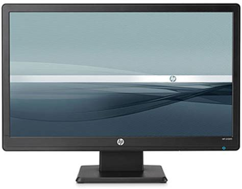 hp lv2011 20 inch budget friendly lcd monitor