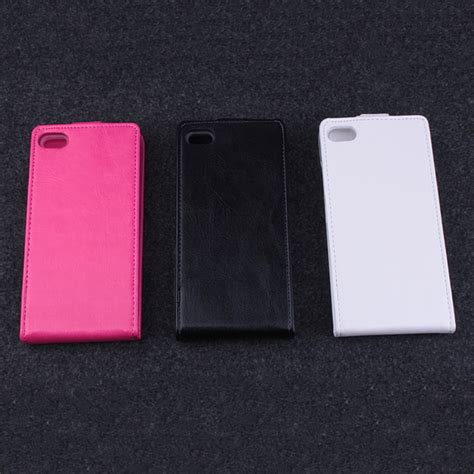 Leather Cover For Lenovo S90 protective cover flip stand leather for lenovo s90
