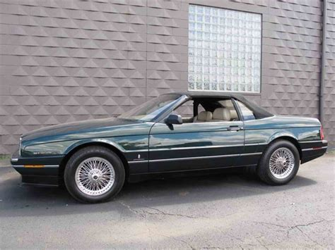 1993 cadillac allante for sale 1993 cadillac allante for sale classiccars cc 874302