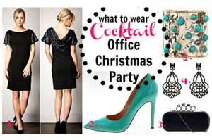 Holiday Cocktail Party Attire - errors