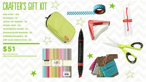 gift kit ideas for crafters graphic designers and youtubers karen kavett - Graphic Design Giveaway Ideas