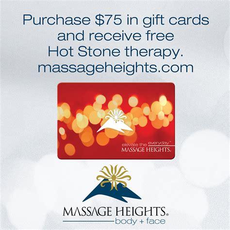 Massage Envy Gift Card Balance Check - massage heights gift card lamoureph blog