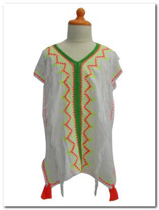 Sazkia Kaftan Dress saskia embroidered summer kaftan wear