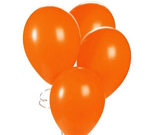 up a balloon with orange orange balloons kidsdimension