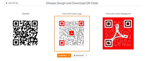how to create a qr code for a pdf a step by step guide