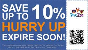 The phoenix zoo coupons 10 off promo code 2016