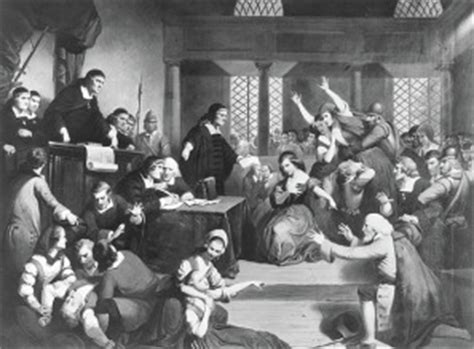 Salem Court Records Court Of Oyer And Terminer Salem Witch Trials Of 1692