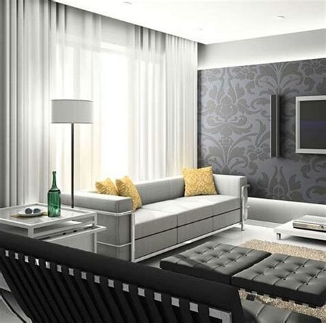 Bedroom Designs Pinterest look how the curtain rods are hidden by the gypsum ceiling