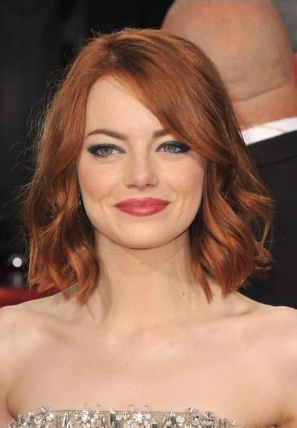 emma stone qualities les stars adoptent le carr 233 gala