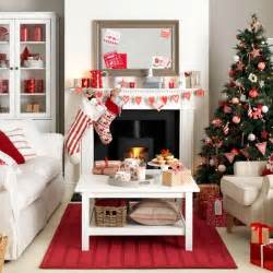 Top Red Living Room christmas scandi decorating ideas serenity you