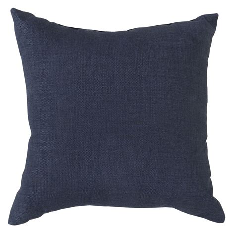 Navy Pillows by Sanela 18 Quot Navy Modern Pillow Eurway Modern
