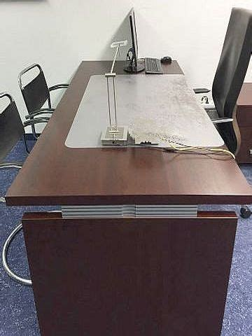 Mahagoni Sideboard 570 by Used Office Gebrauchte B 252 Rom 246 Bel Komplette