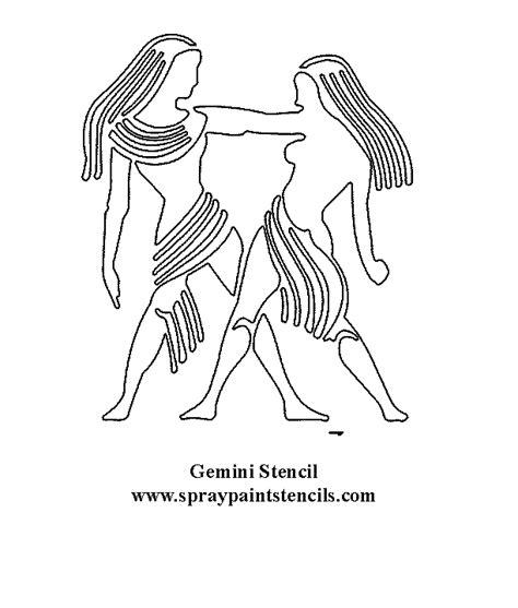Printable Zodiac Stencils | free zodiac stencils