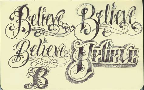 tattoo lettering designs script muslim fashion 2013 new fashion wallpapers believe