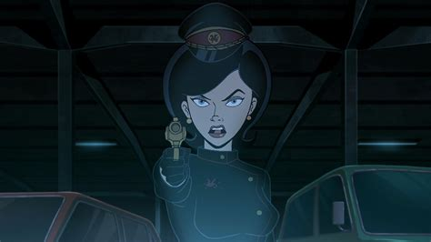 jeffrey wright venture bros the venture bros quot tanks for nuthin quot review ign
