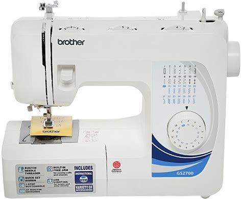 Promo Item Gs 2700 computerized sewing machine 27 stitches gs 2700
