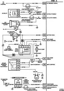 gm fuel pump relay wiring gm free engine image for user
