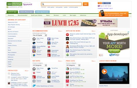 android themes blog 15 best app store websites for android apps