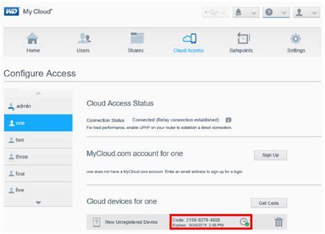 my cloud mobile app access files on my cloud via my cloud mobile app