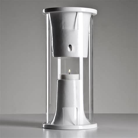 design milk speakers pelty an unusual audio speaker powered by candlelight