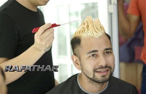 film terbaru raffi ahmad warnai rambut jadi pirang demi rafathar raffi ahmad tak