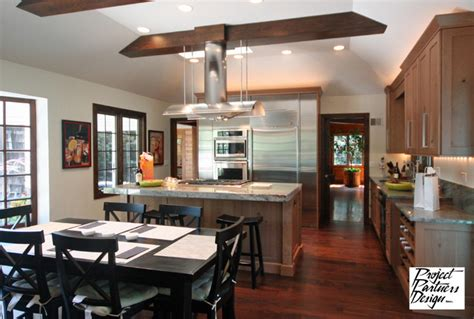 Bachelors Kitchen by A Bachelor S Kitchen Eclectic Kitchen Chicago By