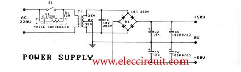 Power Lifier Crest Audio 4 channel power lifier circuit diagram wiring diagram