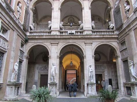 il cortile roma 1940 2011 palazzo mattei il cortile rome