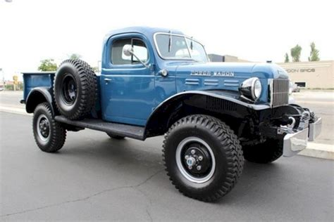 best 4x4 wagon coolest vintage dodge power wagon trucks dodge trucks