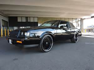 Grand National Buick Regal Buick Regal Grand National Wheel Service