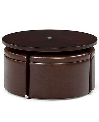 Neptune Coffee Table With Storage Ottomans Macys Neptune Coffee Table With Storage Ottomans Customer