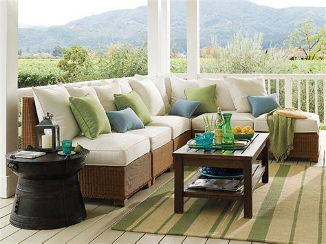 patio furniture ideas mix and match outdoor accent pillows outdoor spaces