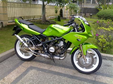 Kawasaki 150 Rr by Modifications Kawasaki 150 Rr 2012 Diverse Information