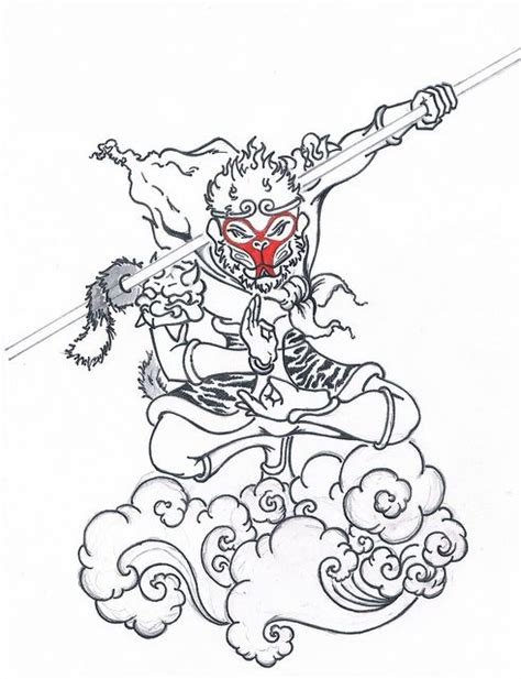 monkey king coloring pages rafiki the lion king coloring page monkey king coloring