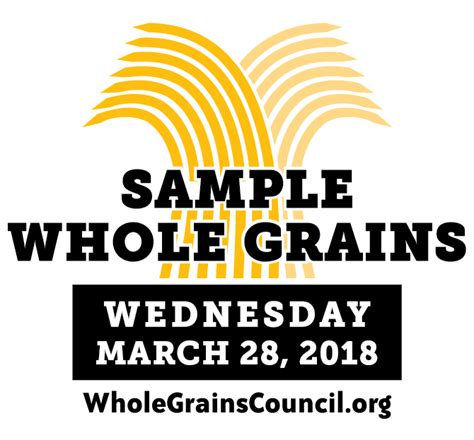 whole grains logo graphics for whole grain sling day the whole grains